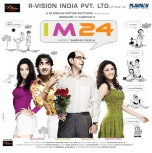 I Am 24  (2012 - movie_langauge) - Rajat Kapoor, Ranvir Shorey, Neha Dhupia, Manjari Fadnis, Saurabh Shukla, Vijay Raaz, Lilette Dubey, Delnaz Paul, Arjun Rampal, Karan Singh Grover