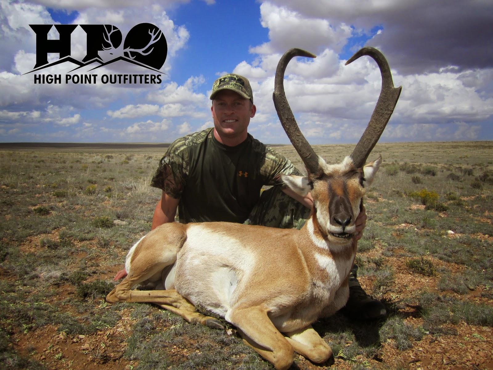 Arizona Antelope - Hig...