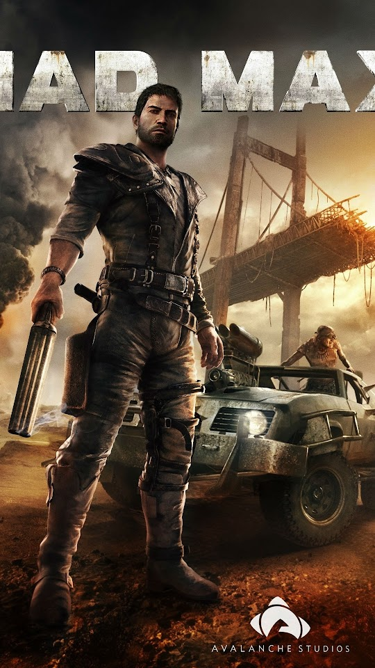 Mad Max 2015 Galaxy Note HD Wallpaper