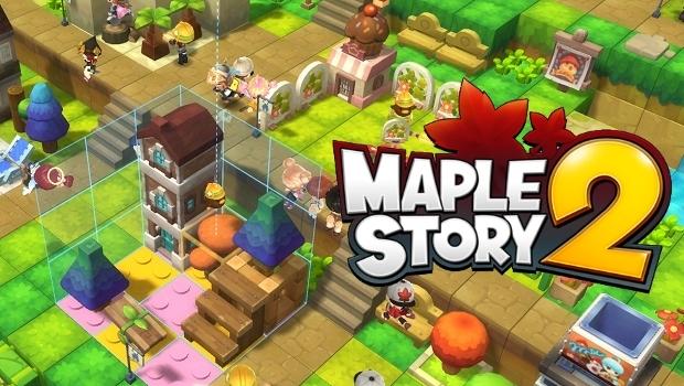 MapleStory 2 закрытое тестирование
