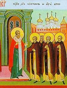 Sfantul Cuvios Mucenic Nicon si cei 199 ucenici ai lui