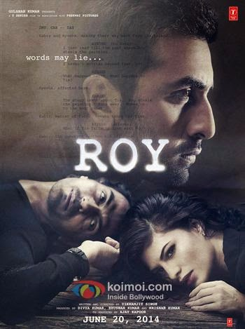 New Movie BluRay Rip 720p Roy (2015)