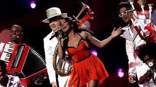 Prestatia Romaniei din Semifinala la Eurovision Mandinga s-a calificat in finala