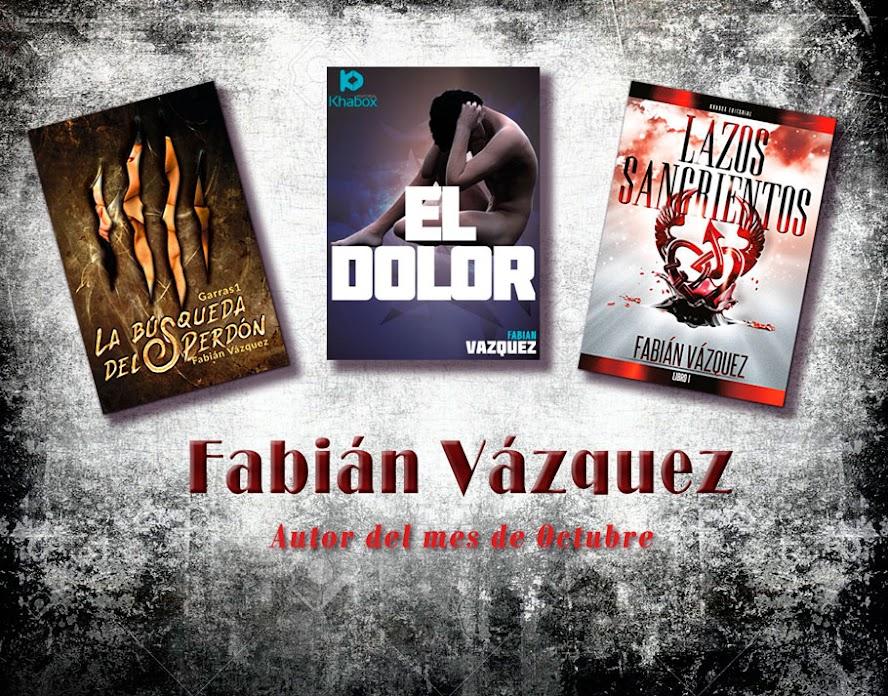 Autora del mes: Fabían Vázquez
