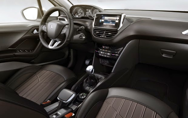 peugeot 2008 2015 crossover