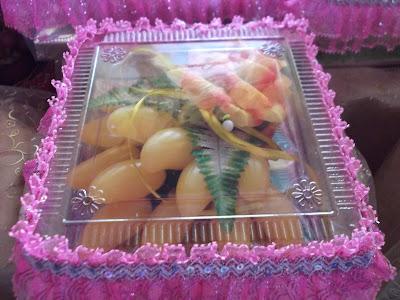 Gubahan Jelly Mangga