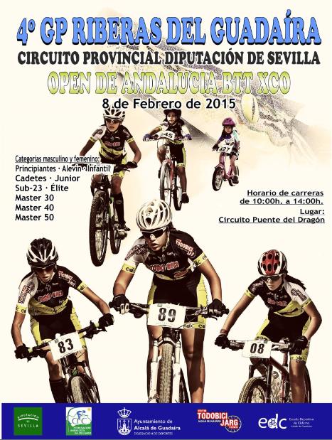 4 º Gran Premio Riberas del Guadaíra