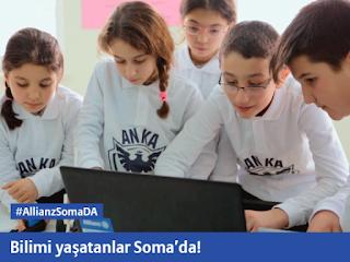 """Soma'daki """"Toplumsal Dönüşüm Projesi"""" Onlarla Hayat Buldu!"""