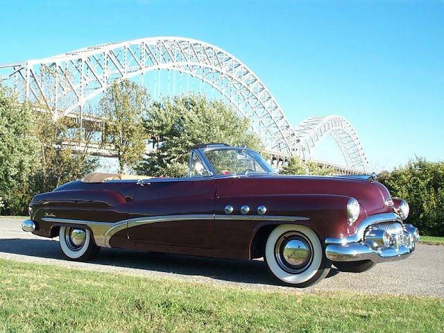 ビュイック・ロードマスター 1-5代目 | Buick Roadmaster (1936-53)