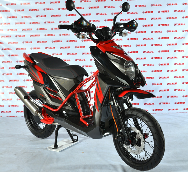Modif Motor Yamaha Yt 115