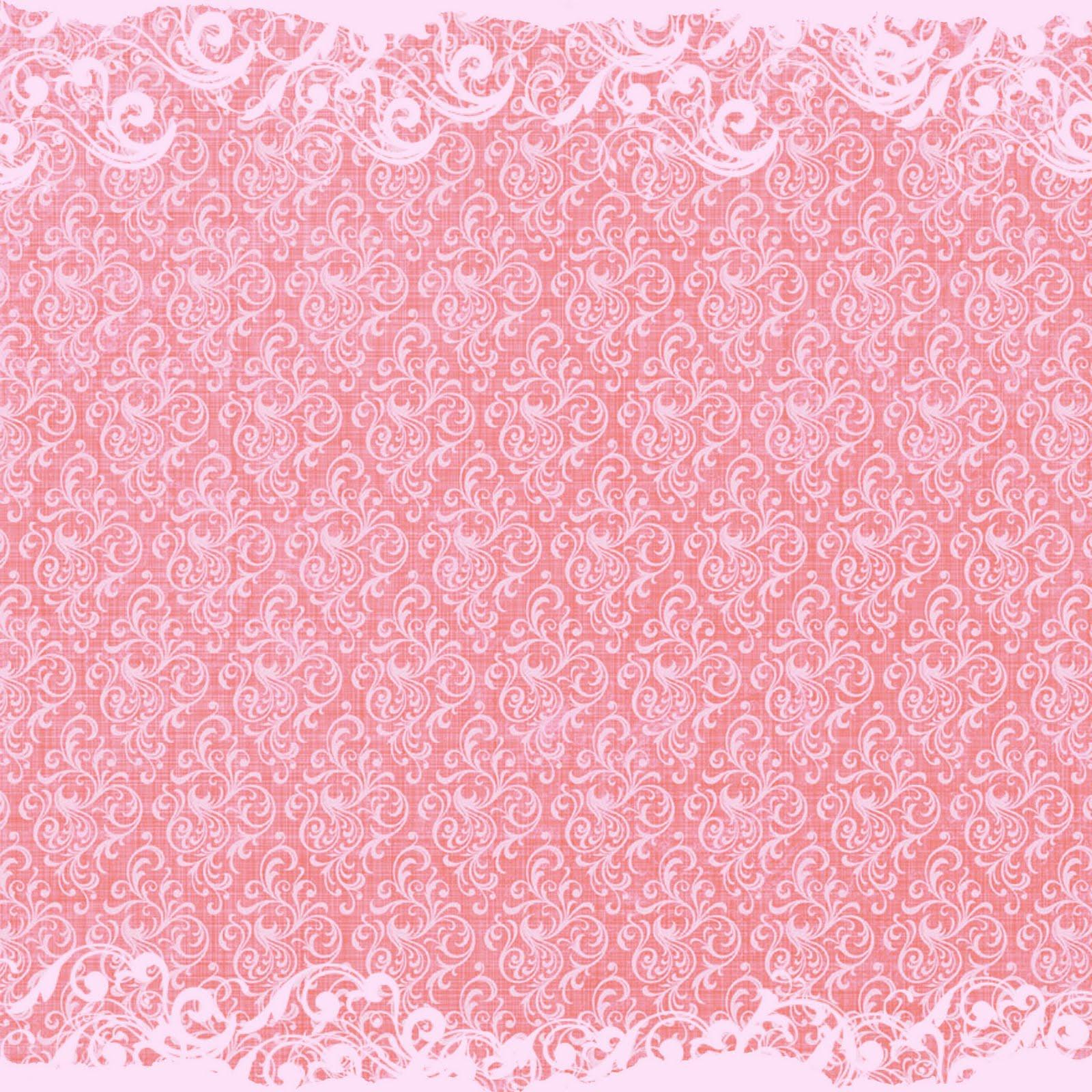 Scrapbook paper download - Free Digital Scrapbook Paper Pink Swirls