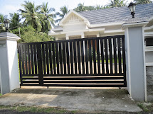 Gate House Fence Design