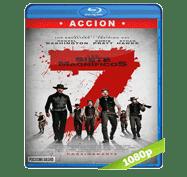 Los Siete Magnificos (2015) Full HD BRRip 1080p Audio Dual Latino/Ingles 5.1