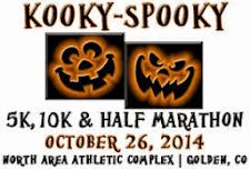 My Next Adventure: Kooky Spooky 10K