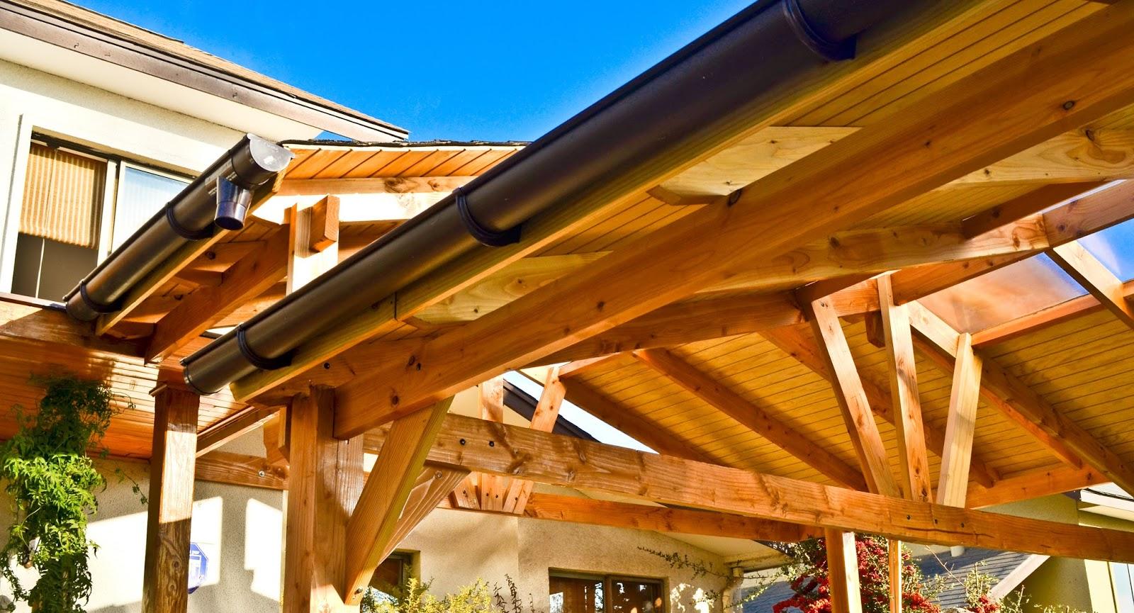 Cobertizos de madera - Casas de madera de pino ...