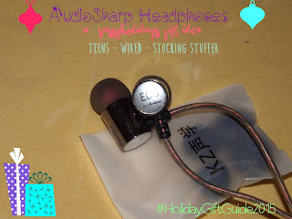 AudioSharp AS1217 Headphones: A SassyHolidays Gift Idea