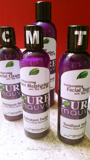 Pure Mauve by Carapex Skin Care Line Up Review