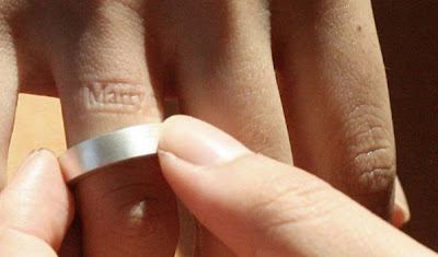 marry me ring