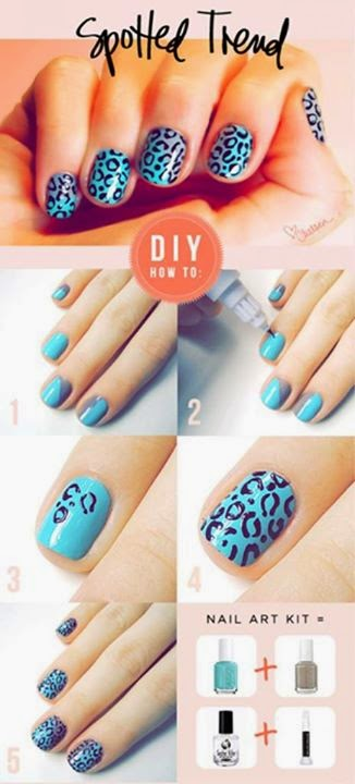 Nails Art Design Tutorials