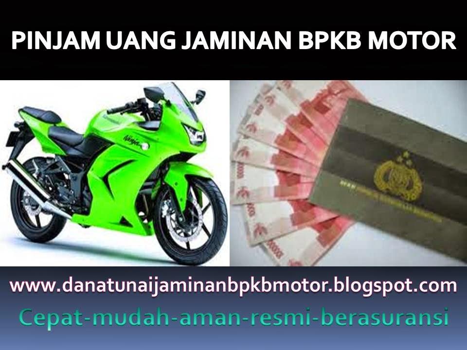 pinjam uang jaminan bpkb motor