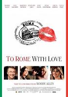 Zakochani w Rzymie - plakat