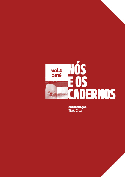 Nós e os Cadernos Vol 1
