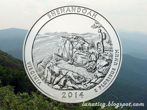 Shenandoah coin