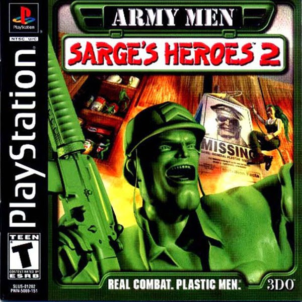 Army Men Sarges Hero 2   El-Mifka