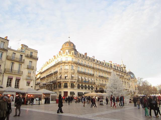 Tourisme Montpellier