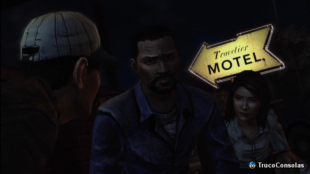 The Walking Dead The Game Motel
