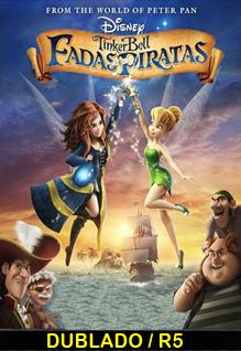 Assistir Tinker Bell: Fadas e Piratas Online Dublado