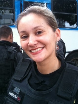 polícia feminina do bope