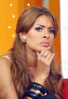 Galilea Montijo actriz de telenovelas
