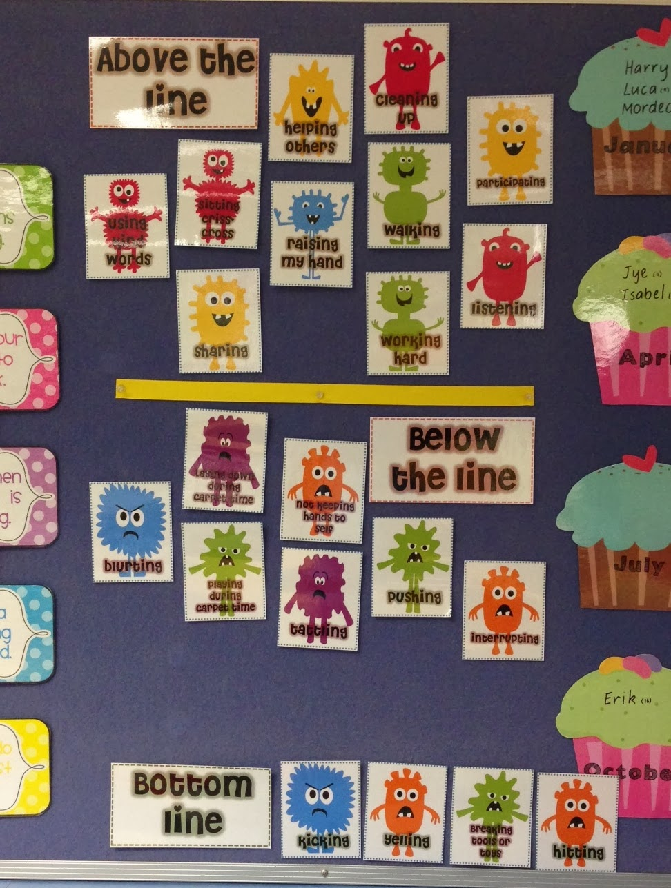Classroom Management Ideas Year 1 ~ Love laughter and learning in prep two magic ideas
