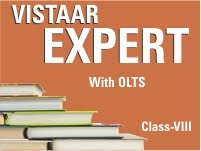 Study Material with Online Test series for Class VIII