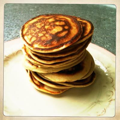 pancakes á la Miss Foodie