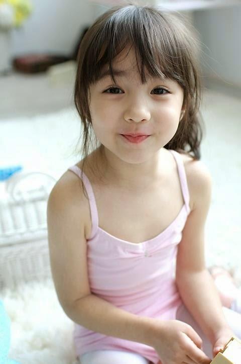 Gambar anak kecil cantik dari korea