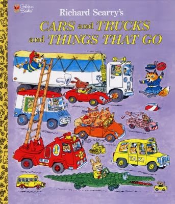 Cars & Trucks & Things That Go Vroom, http://lessordinarylibrarian.blogspot.com/