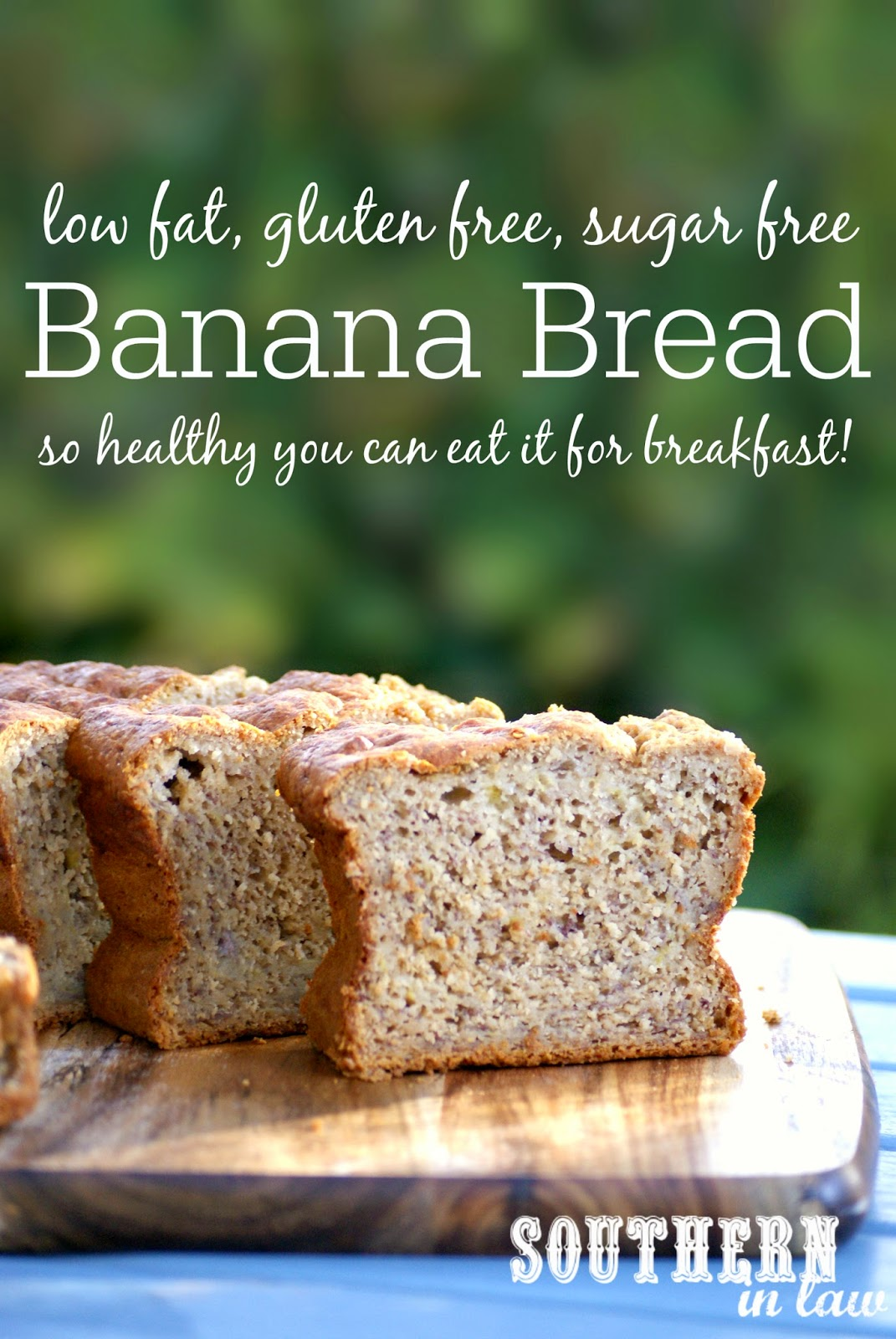 Southern in law recipe the best healthy banana bread low fat banana bread recipe low fat gluten free low calories sugar forumfinder Images