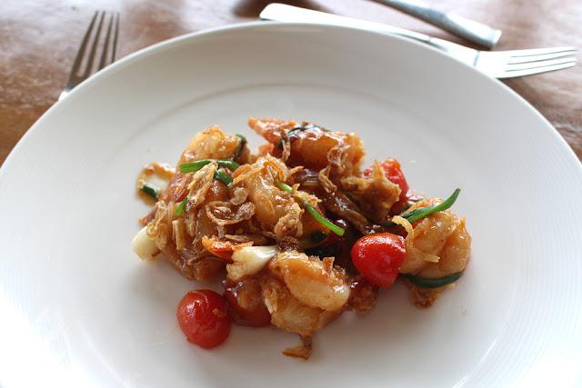 Recipe cooking school by Paresa Phuket, Thailand   travel blog