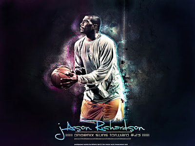 Jason Richardson Wallpaper 2012 2013