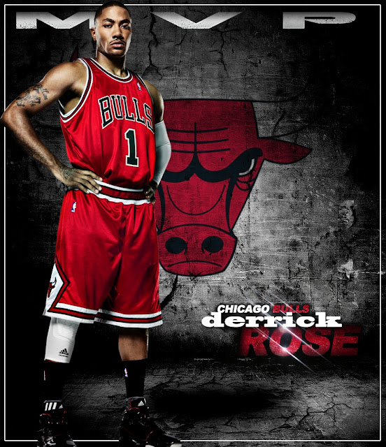 derrick rose mvp images. Derrick Rose MVP Wallpapers