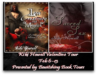 Bewitching Valentine's Blog Tour: Kiki Howell on Sex Magick Research & Giveaway