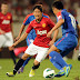gol shinji kagawa menentang shanghai shenhua