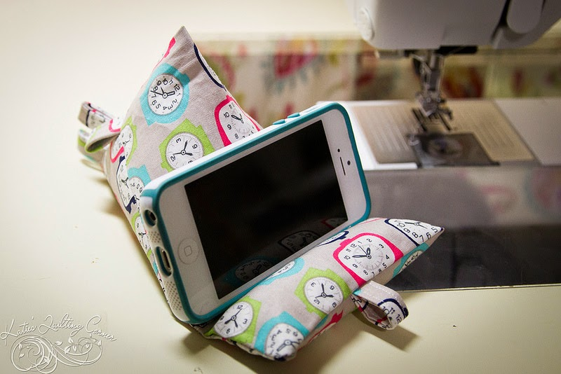 Quiltsmart Gadget Cushion