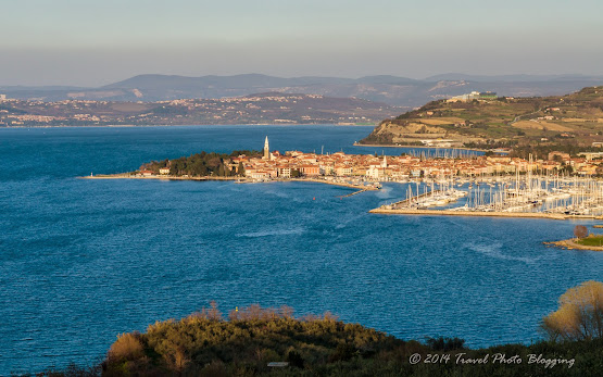 Izola Slovenia  city pictures gallery : Travel Photo Blogging: View of Izola, Slovenia