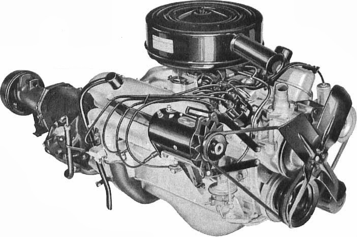 dodge truck 318 engine diagram