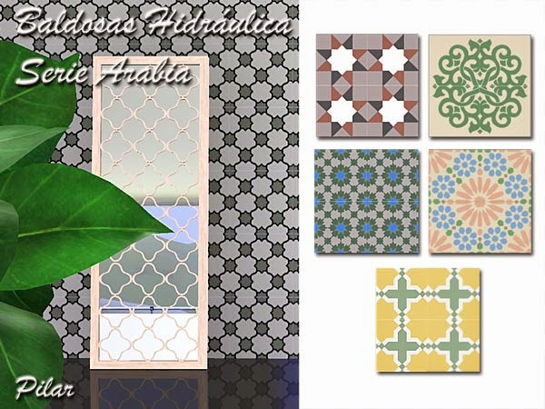 28-07-2014 Patterns Arabia