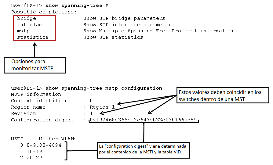 multiple spanning tree protocol pdf