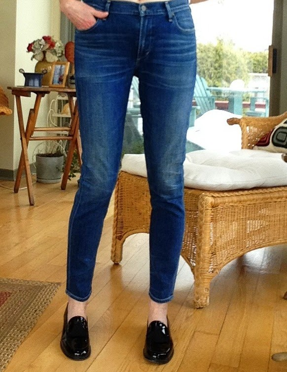 Citizens of Humanity, Rocket, high rise skinny jeans